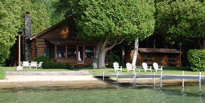 Glen Lake Home